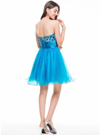 chiffon cheap homecoming dresses