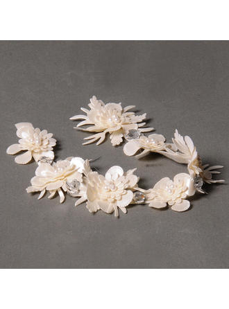 "Headbands Wedding/Special Occasion/Party Leatherette 5.91""(Approx.15cm) 1.18""(Approx.3cm) Headpieces"
