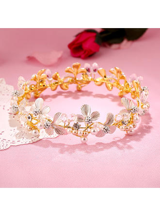Beautiful Tiaras (Sold in single piece)