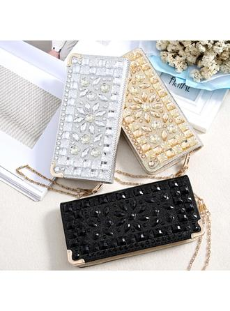 Clutches Ceremony & Party PU Gorgeous Clutches & Evening Bags