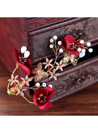 Ladies Special Rhinestone/Alloy Combs & Barrettes With Rhinestone (Sold in single piece) (042152672)