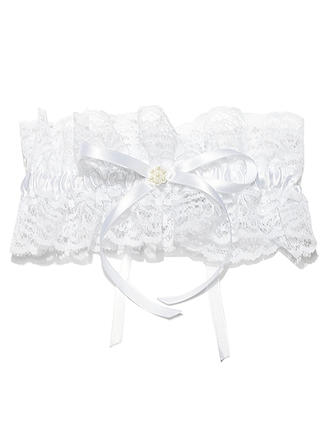Garters Bridal Wedding/Casual/Special Occasion Satin/Lace With Ribbons Garter