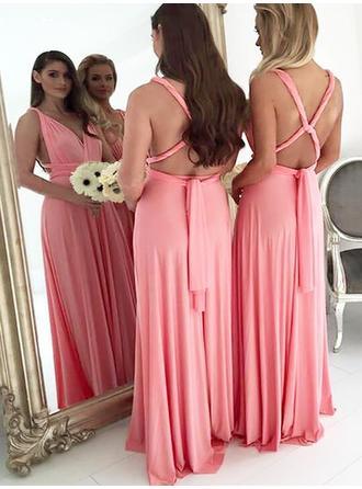 bridesmaid dresses for big chest