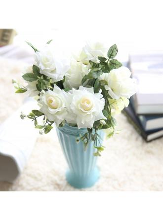 "Vases Free-Form Wedding/Party/Casual Ceramic 9.45""(Approx.24cm) Wedding Flowers"