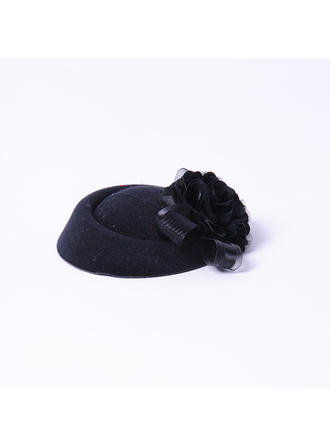 Silk Flower Fascinators Elegant Clip Hats (196194946)