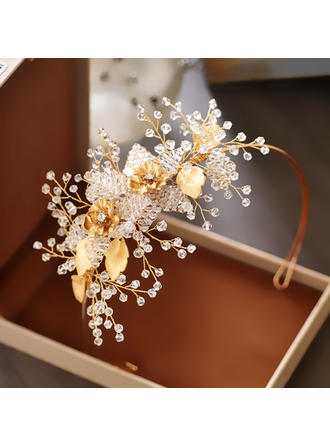 "Tiaras/Combs & Barrettes Wedding/Special Occasion/Casual/Outdoor/Party/Carnival/Art photography Crystal/Rhinestone 1.97""(Approx.5cm) 3.15""(Approx.8cm) Headpieces"
