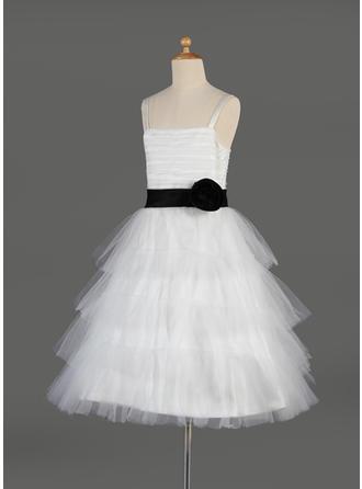 pink flower girl dresses for wedding
