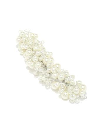 Elegant Rhinestone/Pearl Headbands