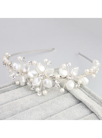Mode De faux pearl Bandeaux