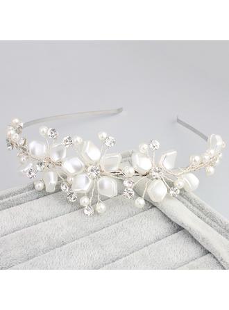 Fashion Imitation Pearls Headbands