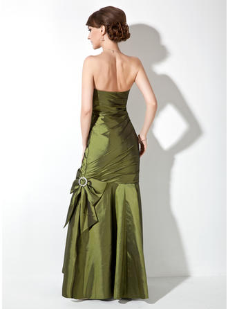 bridesmaid dresses with train