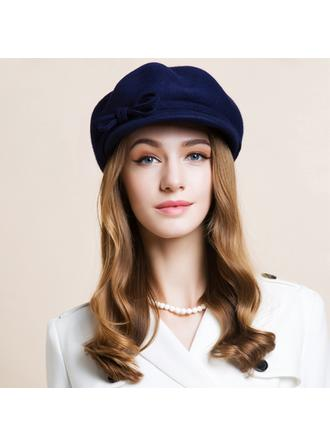 Wool Bowler/Cloche Hat Classic Unisex Hats
