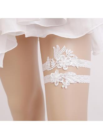 Elegant bruiloft Kousenbanden