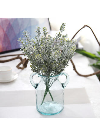 """Bridal Bouquets/Flower Gifts Free-Form Wedding/Party Plastic 12.60""""(Approx.32cm) Wedding Flowers"""