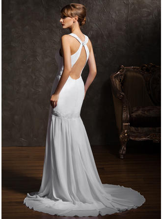 cheap knee length wedding dresses uk