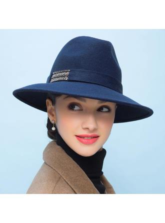 Wool Floppy Hat Fashion Ladies' Hats