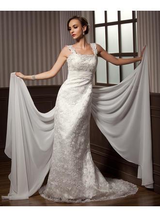 cheap lds modest wedding dresses