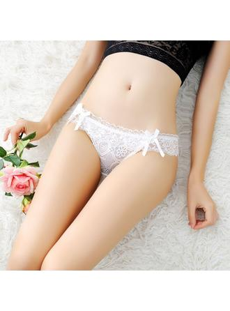 Panties Casual/Special Occasion Bridal/Feminine Nylon Girly Lingerie