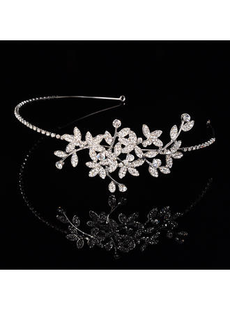 "Tiaras Wedding/Special Occasion Rhinestone/Alloy 1.97""(Approx.5cm) Classic Headpieces"