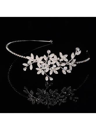 "Tiaras Wedding/Special Occasion Rhinestone/Alloy 1.97""(Approx.5cm) Classic Headpieces"