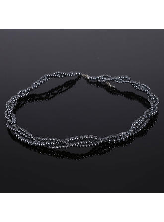 Necklaces Imitation Pearls Imitation Pearls Lobster Clasp Ladies' Wedding & Party Jewelry