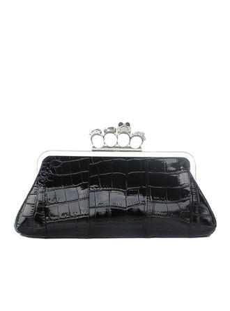 "Clutches Wedding/Ceremony & Party/Casual & Shopping PU Elegant 11.81""(Approx.30cm) Clutches & Evening Bags"