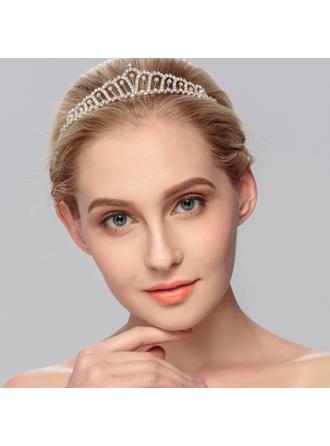 "Tiaras Wedding/Special Occasion Rhinestone/Alloy 1.18""(Approx.3cm) Elegant Headpieces"