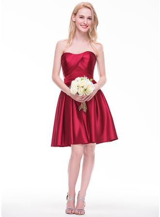 sparkly grey bridesmaid dresses