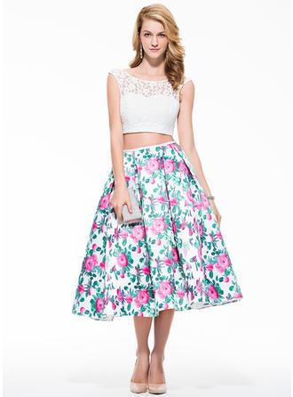 long satin prom dresses