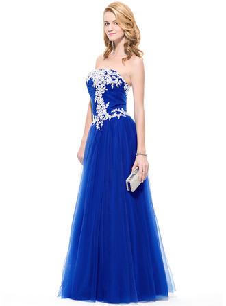 prom dresses plus size long lace