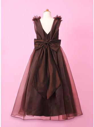 long sleeve tulle flower girl dresses