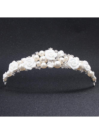 Fashion Imitation Pearls Headbands (042136751)