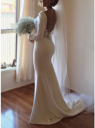 ball gown wedding dresses without train