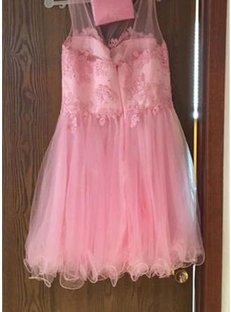 pink cocktail dresses for debutante