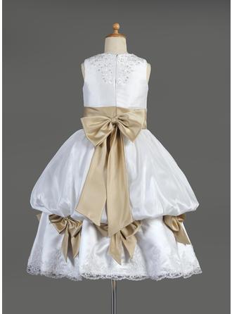 long lace flower girl dresses