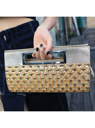 "Clutches Wedding/Ceremony & Party Crystal/ Rhinestone Refined 12.20""(Approx.31cm) Clutches & Evening Bags"