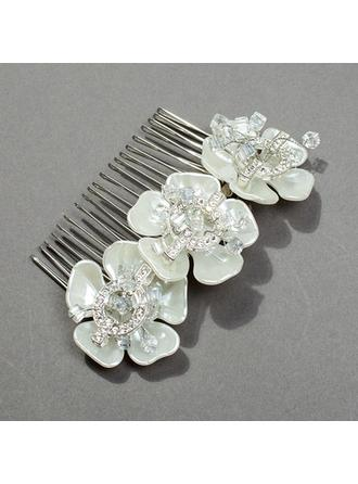 "Combs & Barrettes Wedding/Special Occasion/Party Rhinestone/Alloy 1.97""(Approx.5cm) Glamourous Headpieces"
