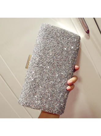 "Clutches Wedding/Ceremony & Party Alloy Delicate 8.67""(Approx.22cm) Clutches & Evening Bags (012187142)"