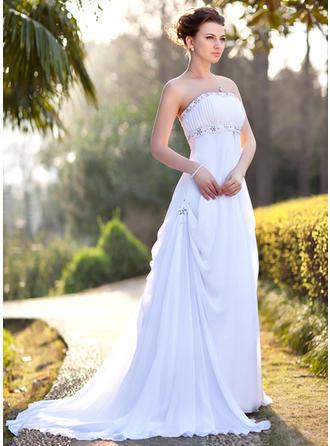 knee length wedding dresses for bride