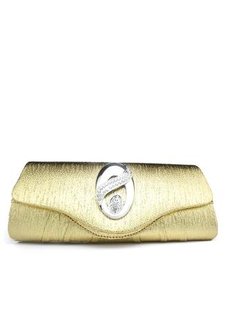 Clutches Wedding/Ceremony & Party PU Magnetic Closure Lovely Clutches & Evening Bags