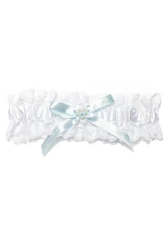 Garters Women/Bridal Wedding/Special Occasion Lace With Charm Garter