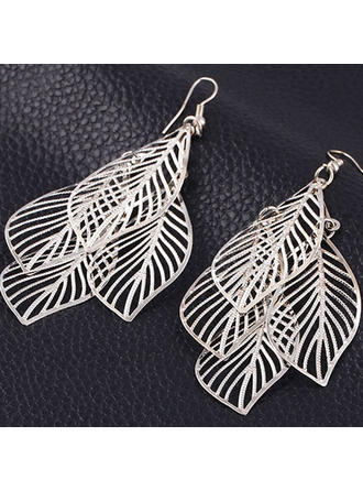 Earrings Alloy Pierced Ladies' Attractive Wedding & Party Jewelry