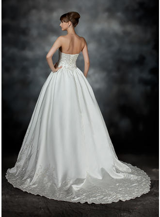 1950s vintage style wedding dresses