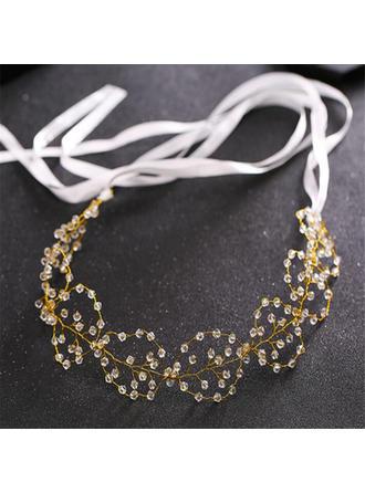 Klassische Art Kristall/Strass Stirnbänder (In Einem Stück Verkauft)