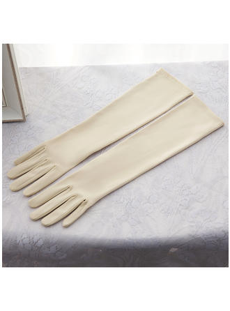 Nylon Ladies' Gloves Bridal Gloves Nylon Fingertips Gloves