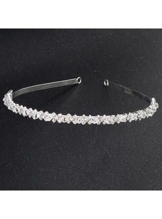 "Tiaras Wedding/Special Occasion/Party Crystal 0.20""(Approx.0.5cm) Stylish Headpieces"