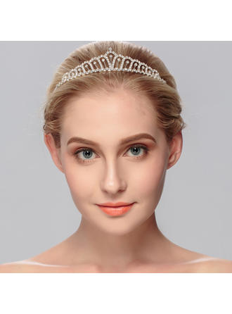 "Tiaras Wedding/Special Occasion/Party Alloy 1.18""(Approx.3cm) Elegant Headpieces"