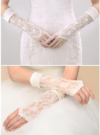 Nylon Bruids Handschoenen