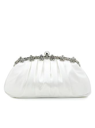 Handtaschen Hochzeit/Zeremonie & Party Seide Stutzen Verschluss Mode Clutches & Abendtaschen