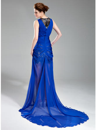 midi evening dresses with sleeves